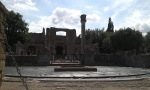 Part of the ruins of Villa Adriana